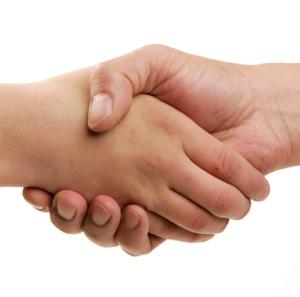 recommendation handshake