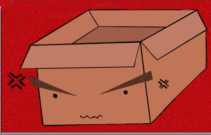 Angry box by royal-randomness.deviantart.com.