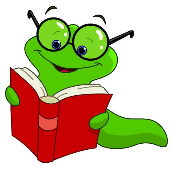 worm-clipart-kid-book-6