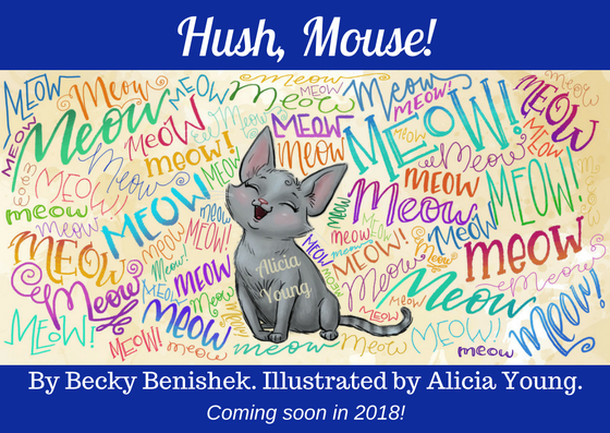 Hush Mouse blog post
