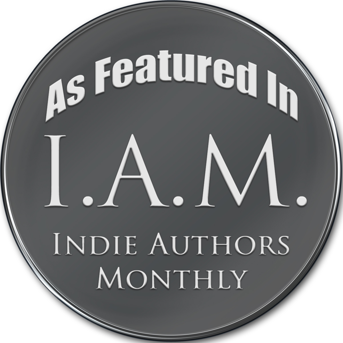 As Featured in IAM seal