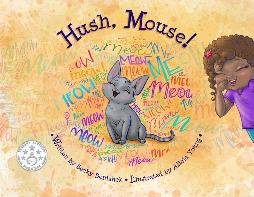 Hush Mouse cover readers